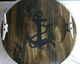 Nautical tray