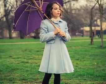 Haasch Supabrella - Size Small - fairtrade, ethical, plastic free, biodegradable, sustainable, umbrella for sun, umbrella for rain, parasol