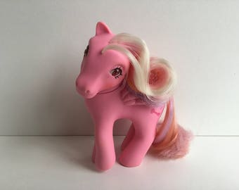 G1 My Little Pony LOCKET: Twinkle Eyed TE Pegasus Pony