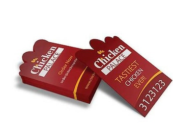 Custom business cards etsy 150 any shape die cut business cards custom reheart Image collections