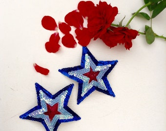 Custom Pasties, Nipple Pasties, America Star Pasties, Free Shipping