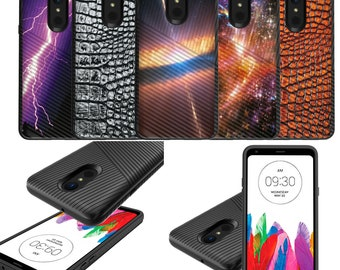 LG Stylo 4 Slim Case [Galactic Design Series]