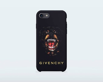 Givenchy Phone Case for iPhone X iPhone 8 Plus 7 Plus iPhone 6 6S Plus iPhone 5 5S SE Samsung Galaxy S7 Edge S8 Plus