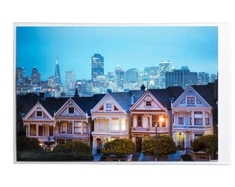 "Fine Art Photography ""Painted Ladies"" Archival Print"