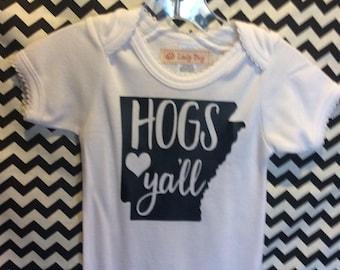 Hogs top