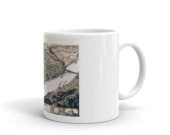Coffee Mug - Kansas City Missouri 1869