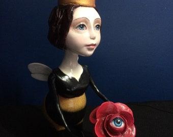 SOLD Ooak Queen Bee