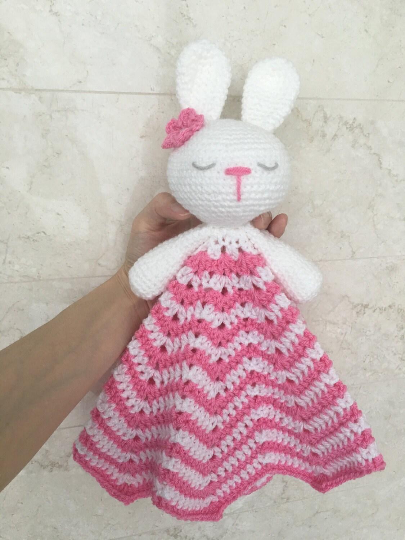 Amazing Knit Lovey Pattern Motif - Blanket Knitting Pattern Ideas ...