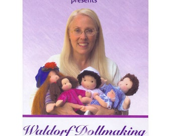 Waldorf Dollmaking with Joy Chambers - DVD