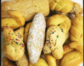 European Assorted Cookies (1 lbs)