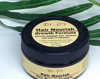 Dr. O's Hair Nourish Hair Growth Formula