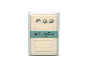 Small Letter Writing Set, Stationery Set, Stationery Paper Set, Cute Letter Set, Letter Set, Writing Paper, Letter Paper, Envelopes, (HN-M)