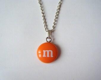 ♥ ♥ M pendant & me s orange ♥