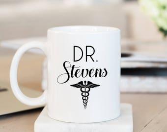 Doctor Mug, Physician Mug, Doctor Gift, Physician Mug, Gift for Doctor, Medical School Graduation Gift, Med School, Graduation Gift, Medical