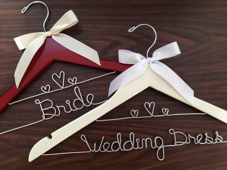 Doppelte Linie Aufhänger Hochzeitsfotos Braut gewickelter
