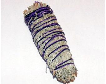 5 Directions - Lavender - Sage - Cedar - Copal Smudge Bundle