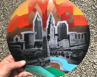 Cleveland Art on Vinyl Records no. 19
