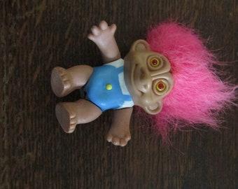 Figurine troll Soma 1992 bright eyes
