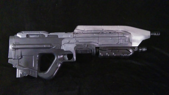 HALO UNSC M6 Blaster: Toys & Games