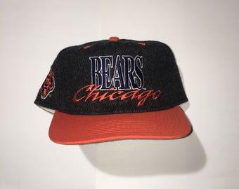 Vintage Chicago Bears Snapback