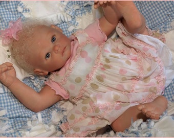 Custom Made Reborn Baby ~  Secrist doll kits~  Made from your choice of colors