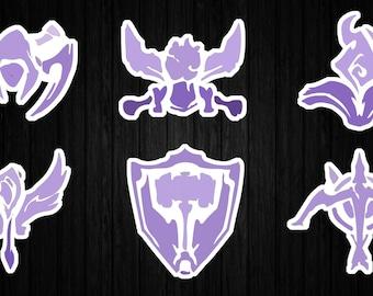 League of Legends Stickers