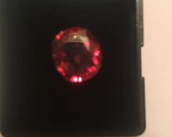 Rock Hound Special 2.05ct Red Zircon