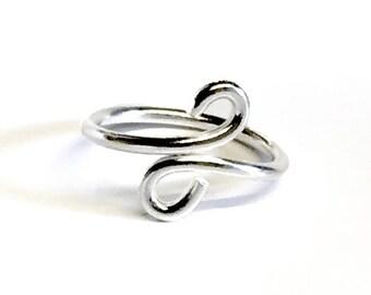 Simple Adjustable Ring