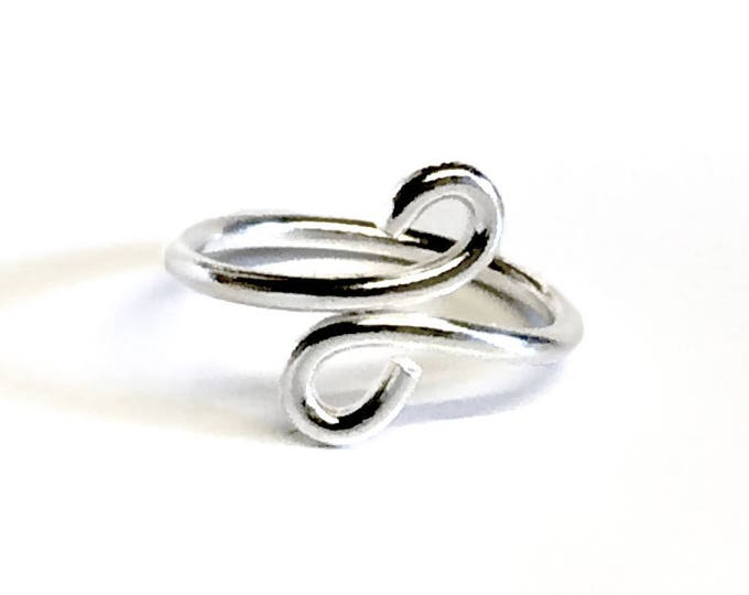 Simple Adjustable Ring