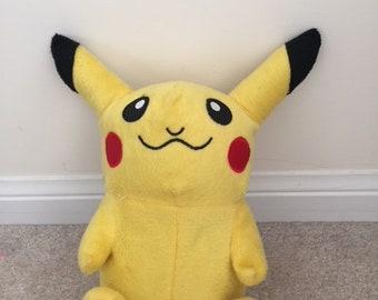 1990s Pikachu Plush