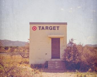 Texas photography, West Texas photography, texas decor, texas art, marathon texas, marathon target, art installation, large wall art, blue