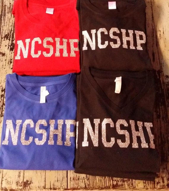 NCSHP - LONG Sleeve Tee