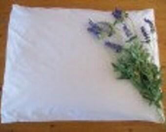 Standard Organic Buckwheat Pillow, 8.5 lbs