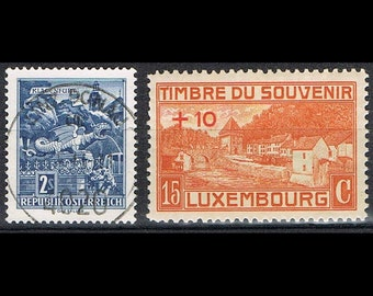 49  Postage Stamps - Historical Architecture - Old Buildings