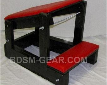 Adjustable sex table