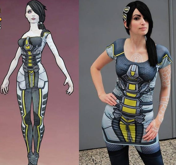 Engel-Borderlands 2-Cosplay-Outfit