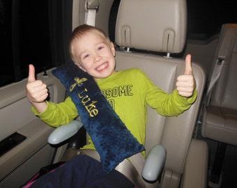 Car Seat Belt Pillow Pattern Tutorial Pdf Toddler And Kid
