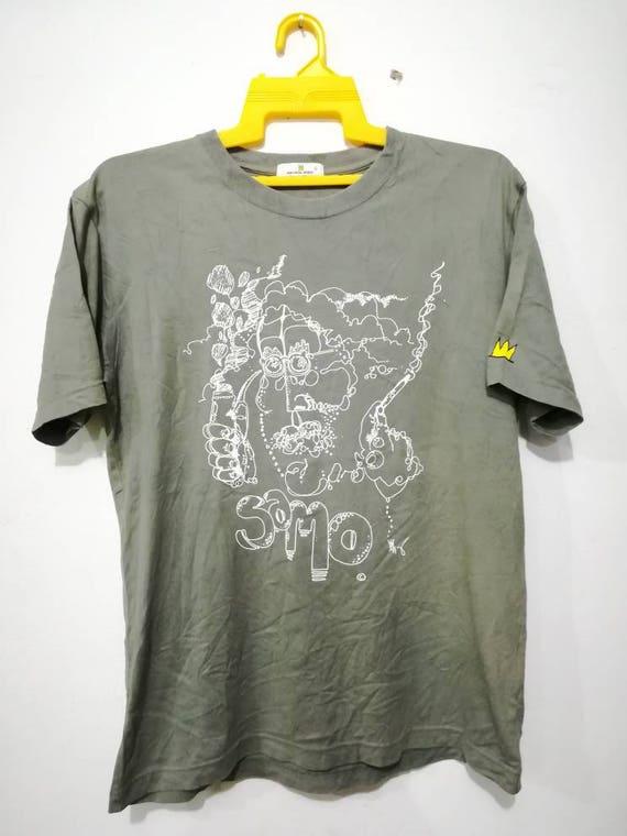 Jean Michel Basquiat pop art punk T-shirt M size Yellow colour bWSO9na75y