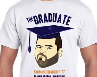 Custom Graduation Party T-Shirts
