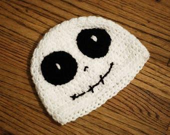 Infant, Toddler & Children's Skeleton Hat
