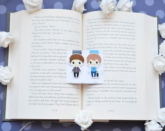 The fault in our stars magnetic bookmarks