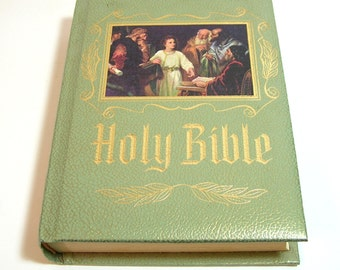 Holy Bible, Family Bible