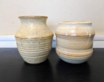 Large Vintage Ceramic Vases