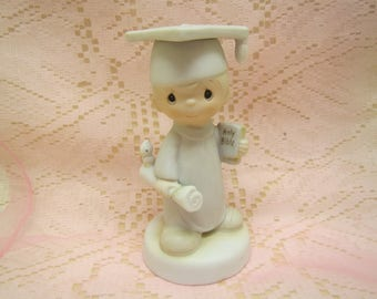 "1980 Precious Moments  "" The Lord Bless You and Keep You "" Enesco  E4720"