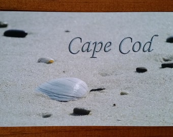 Cape Cod Beaches Postcard Collection - 4 Postcard Set