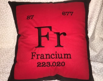 Chemistry Gift, Chemistry Art, Organic Chemistry, Chemistry Fabric, Chemistry