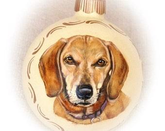 Custom Pet Portraits, realstic dog portraits - memorial pet portraits