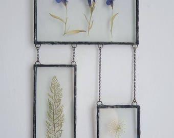 Botanical Glass Frame