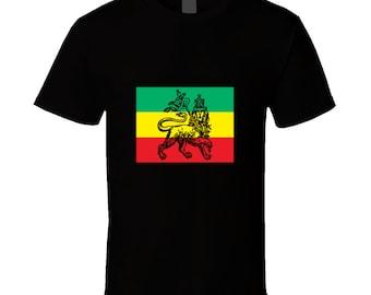 Rastafari Tshirt