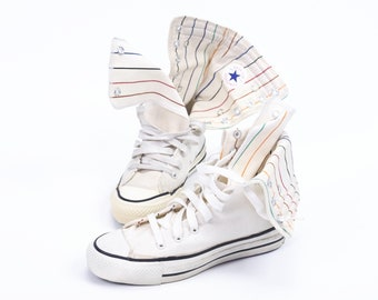 Vintage Chuck Taylor NeeHi made in usa converse shoes vtg